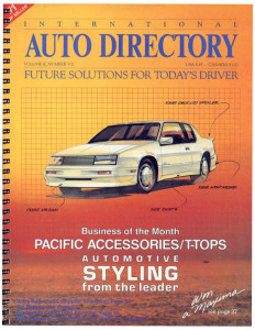 Auto Directory Front Cover